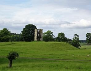 Douglas Castle Tower