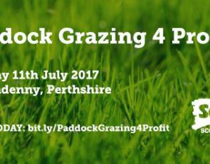 Paddock Grazing 4 Profit flyer