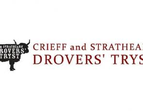 Crieff and Strathearn Drovers' Tryst logo