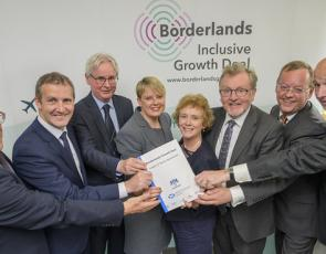 Councils sign up for Borderlands growth deal