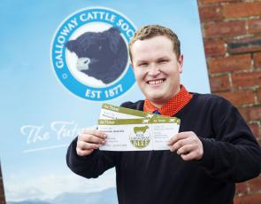 Andrew Hunter Blair launches Galloway learning journey competition