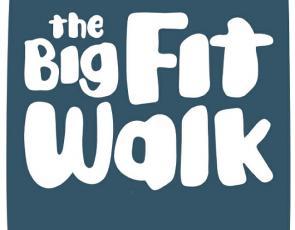 the Big Fat Walk logo