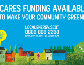 CARES funding available graphic