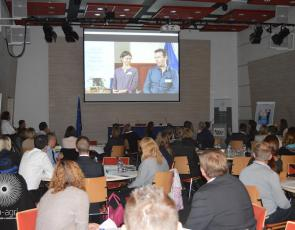 Workshop EIP-AGRI Networking & Communication - copyright European Commission.