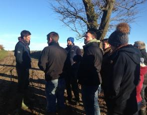 farm tour as part of SAYFC Agri and Rural Affairs Committee conference