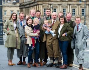 gamekeepers in Edinburgh