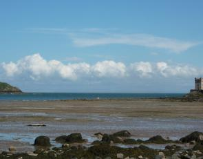 Coastal Dumfries & Galloway landscape