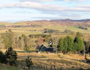 Landscape near Kirkmichael