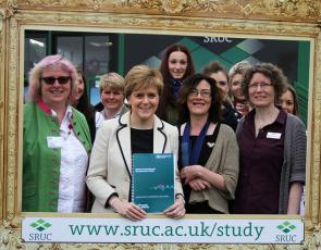 Nicola Sturgeon launches Women in Agriculture research report