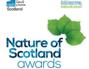Nature of Scotland Awards logo