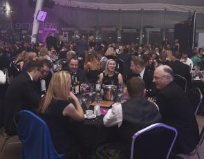 Scottish Rural Awards ceremony