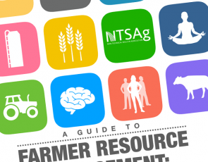front cover of farmer resource management guide