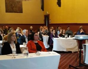 Participants at Access to Funding workshop
