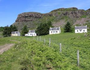 Holiday homes in Argyll and Bute