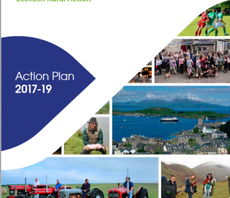 Front cover of SRA Action Plan